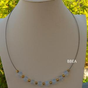 Collier opalite 4