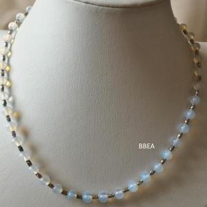 Collier pierre de lune 2