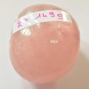 Galet quartz rose qr7 2