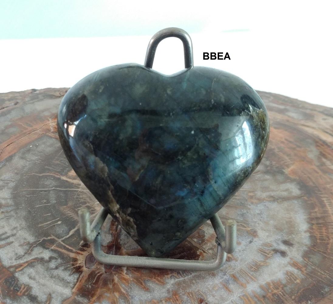 Labradorite coeur 2