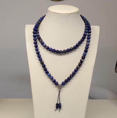 Mala tibetain lapis lazuli
