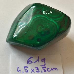 Malachite 61g 4 5x3 5cm 3
