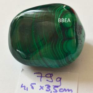 Malachite 79g 4 5x3 5cm 1