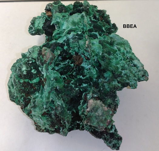 Malachite fibreuse 1