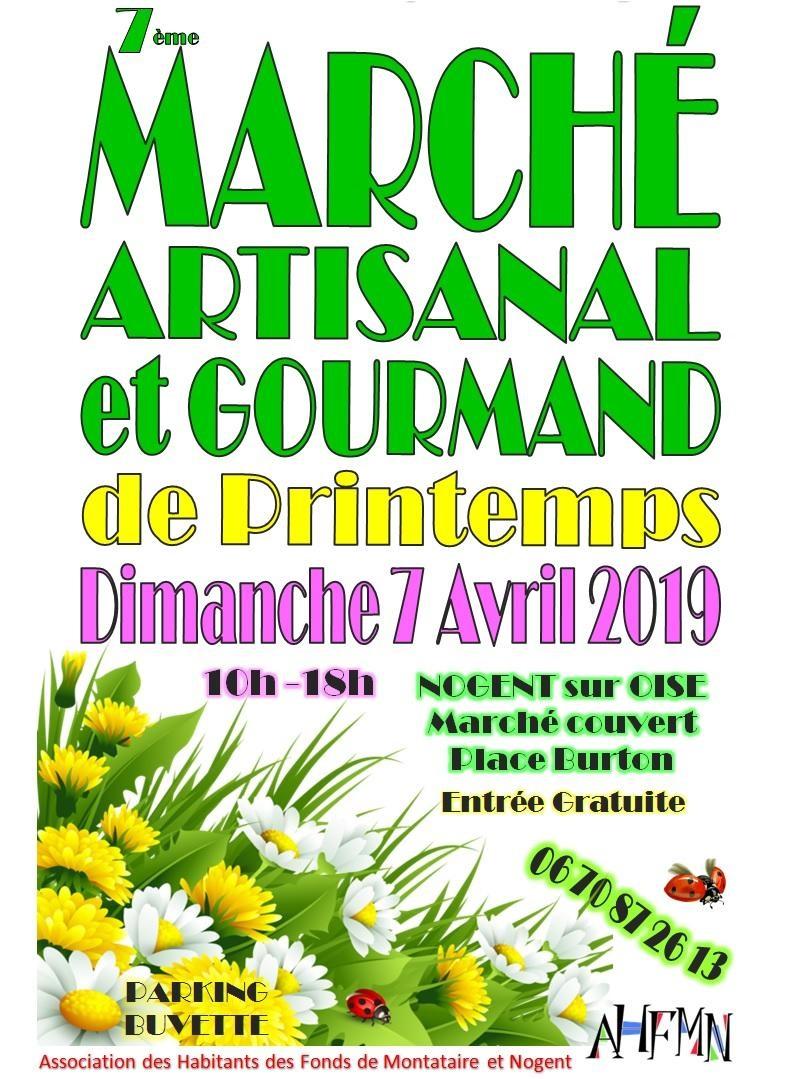 Marche artisanal nogent sur oise 2019