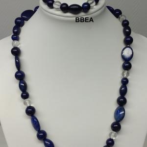 Parure lapis lazuli