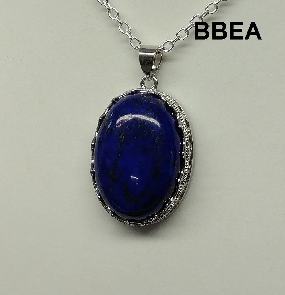 Pendentif lapis lazuli 1