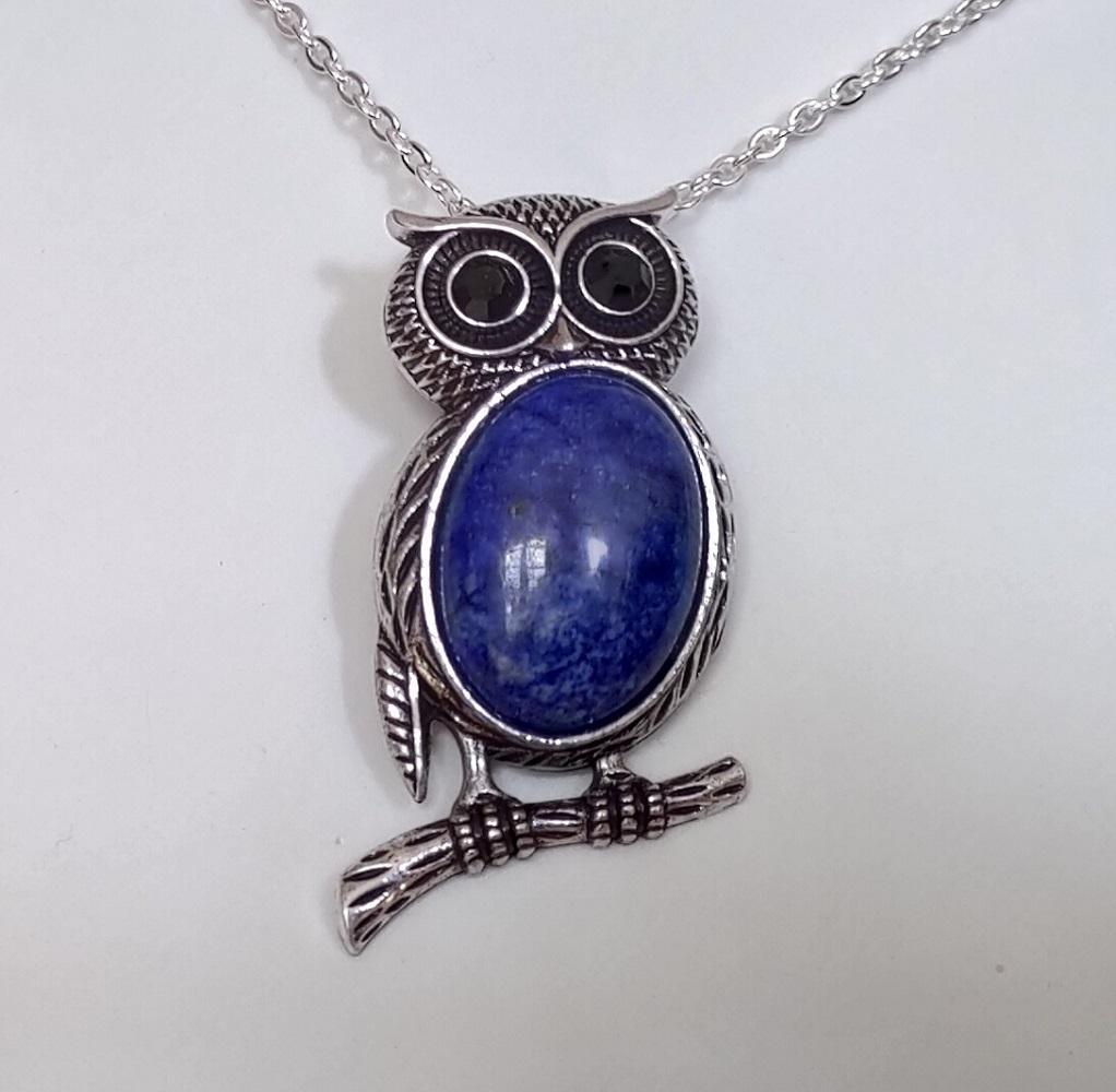 Pendentif lapis lazuli 2 4