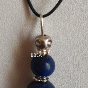 Pendentif lapis lazuli 2