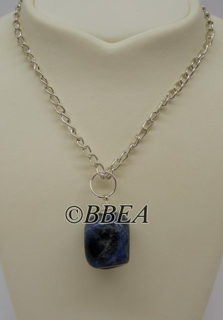 Pendentif lapis lazuli 3283