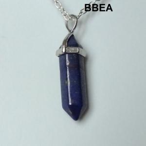 Pendentif lpais lazuli 7