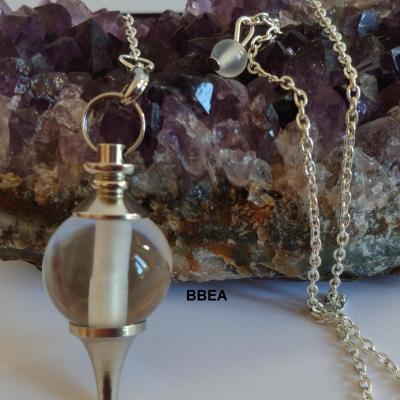 Pendule cristal 2
