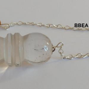 Pendule cristal