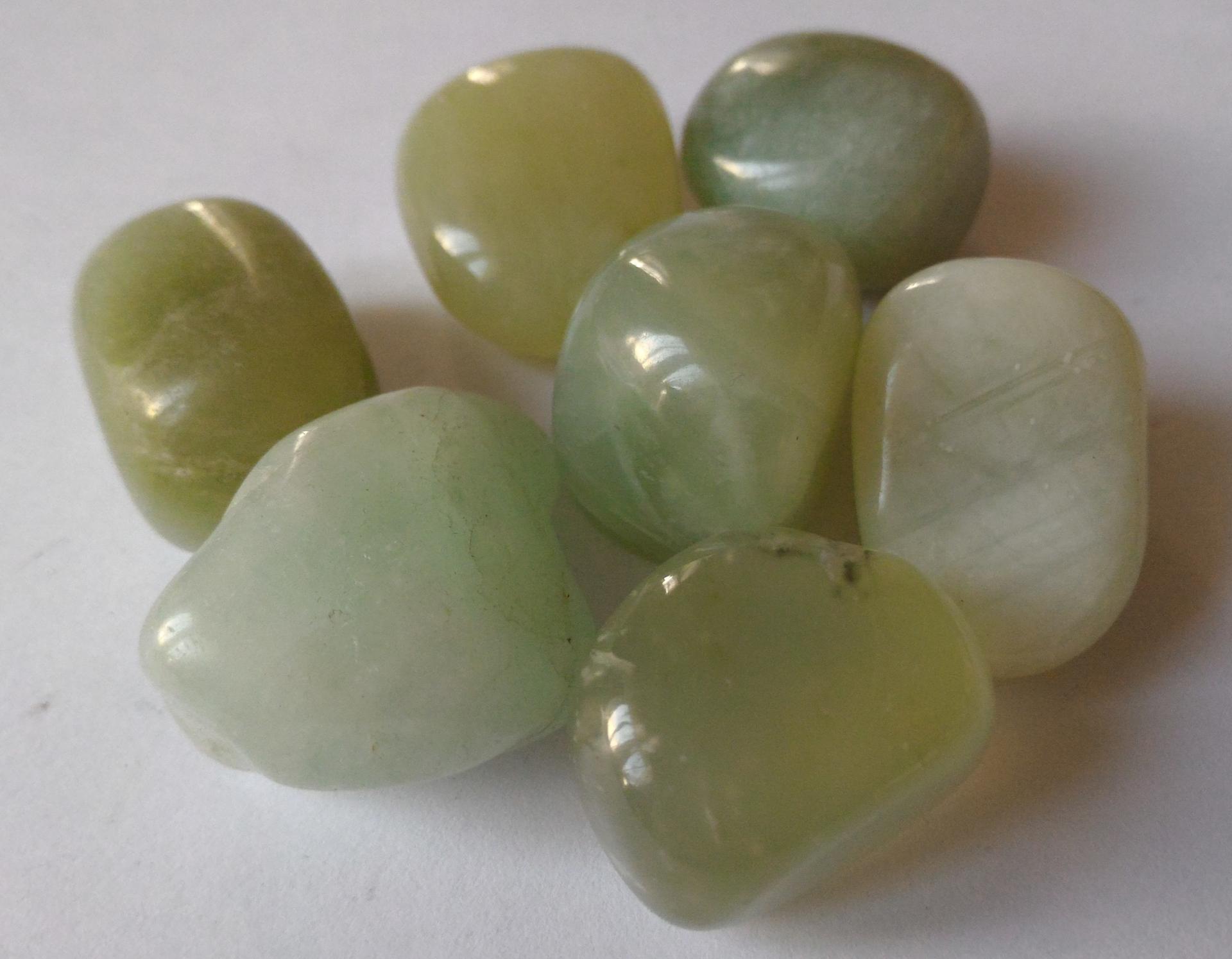 Pierre roulee jade de chine