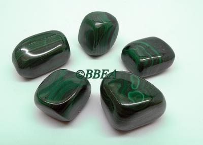 Pierres roulees malachite 4055