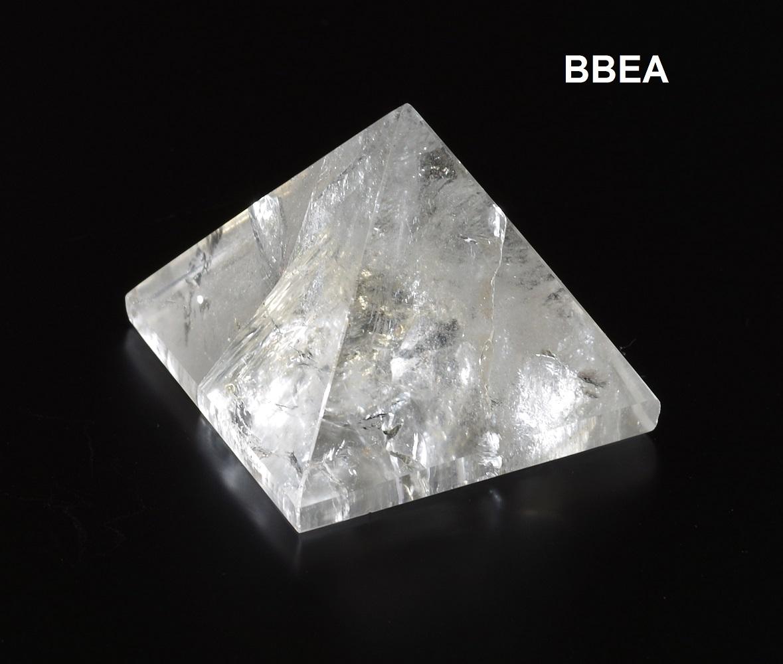 Pyramide cristal de roche 1