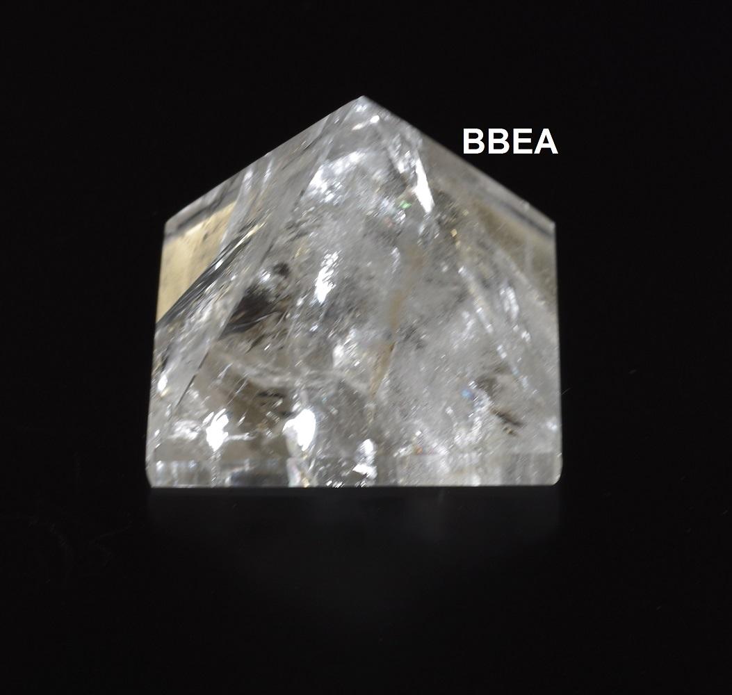Pyramide cristal de roche 2