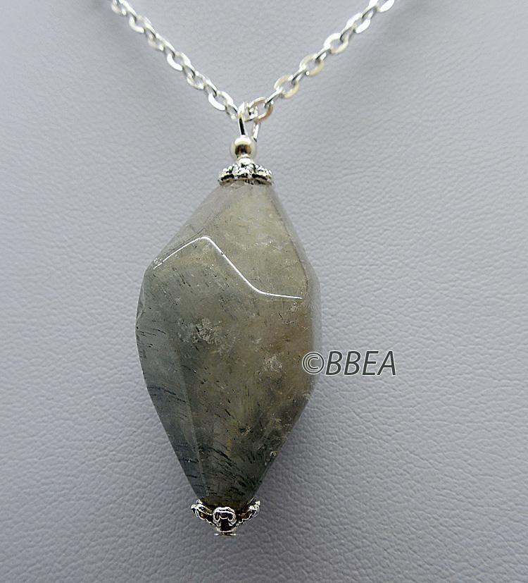 Quartz lodolite 2852