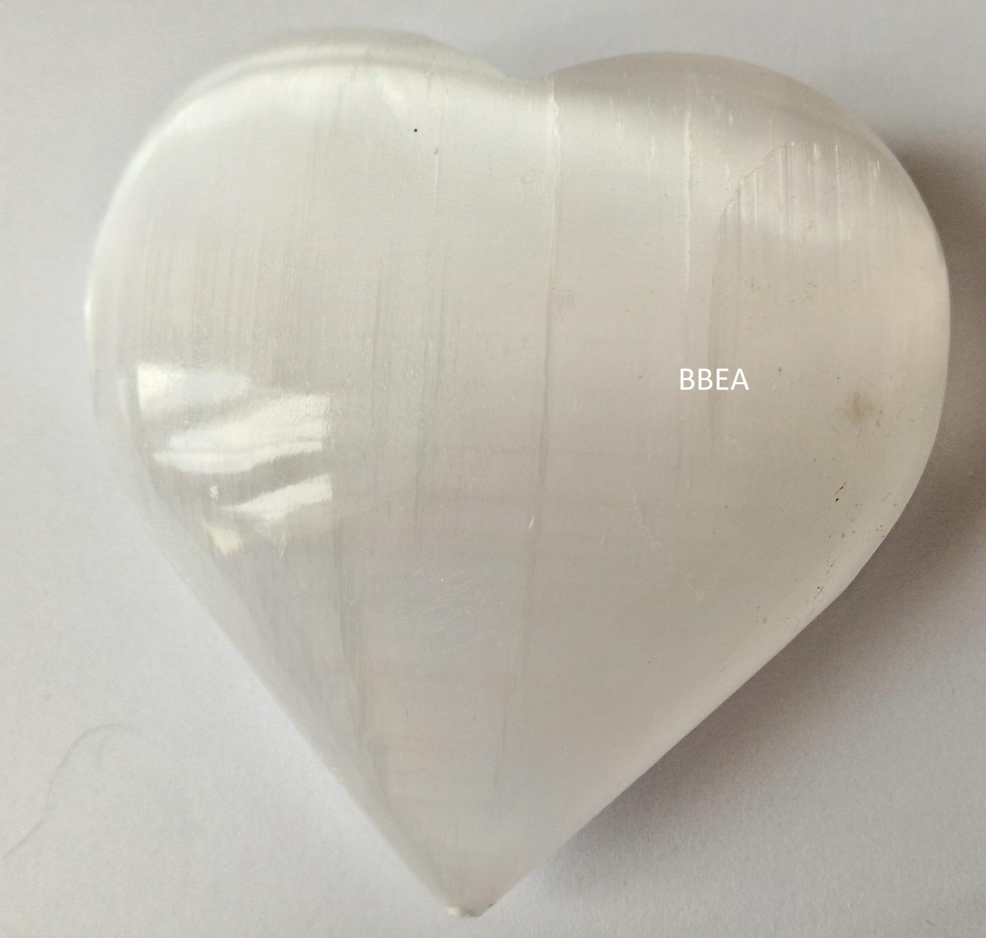 Selenite coeur