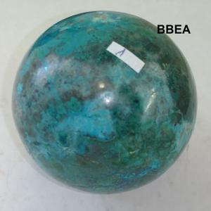 Sphere chrysocolle 3 2