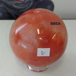 Sphere cornaline 2