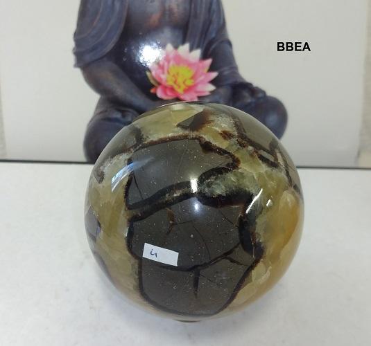 Sphere en septaria 2