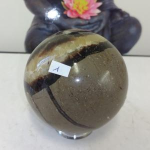 Sphere en septaria 3