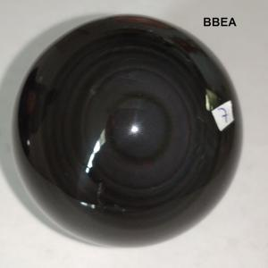 Sphere obsidienne oeil celeste 7