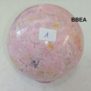 Sphere rhodocrosite 1